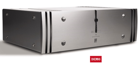 ATC P2 stereo power amplifier