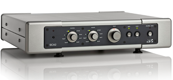 ATC SCA2 Mk2 stereo preamplifier hi-end