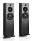 ATC SCM 40A satin black pair