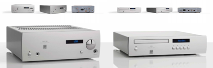ATC SIA2-100 integrated & ATC CD2 CD player