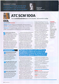 ATC SCM 100 SLT Active - What Hi-Fi (UK) review