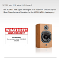 "ATC SCM 11 - What Hi Fi? Sound and Vision Awards 2017 - ""Best standmounter £1200-£2000"""