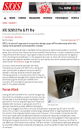 ATC SCM 12 Pro - Phil Ward, Sound on Sound Magazine review