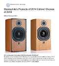 ATC SCM 19 - Stereophile - Stereophile's Editors Choice of 2014