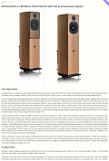ATC SCM 19 AT - Hi Fi Wigwam review