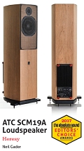 ATC SCM 19 AT - The Absolute Sound review
