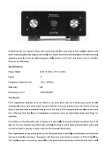 Dayens Menuetto - Hifi Pig review