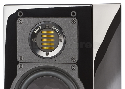 ELAC BS 243 Black Edition JET III tweeter