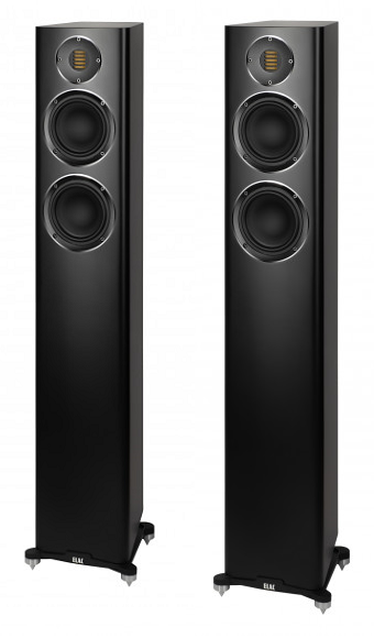 ELAC Carina FS 247.4 satin black finish