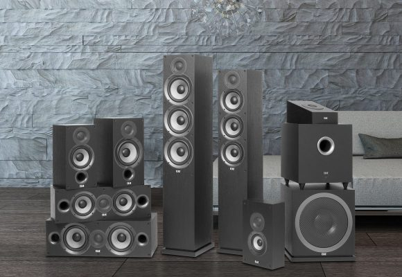 ELAC Debut 2.0 Series by Andrew Jones