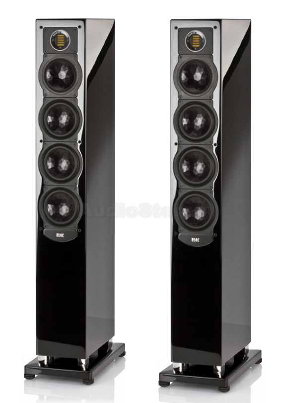 ELAC FS 248 Black Edition photo gallery