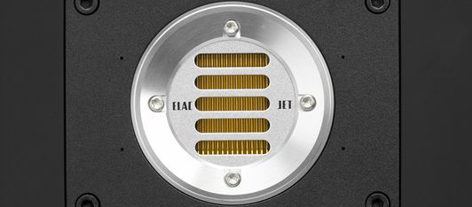 ELAC JET III tweeter used in all 180 Series range