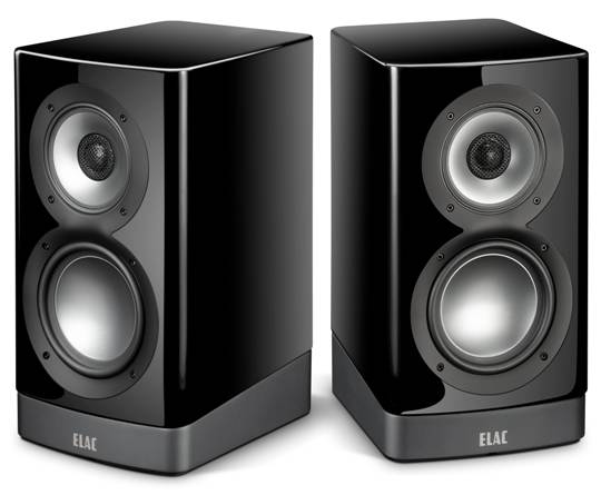 ELAC NAVIS ARB-51 black high gloss