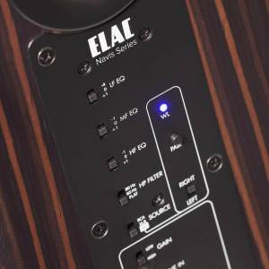 ELAC NAVIS Series Speakers - Flexible Connections