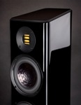 ELAC VELA FS 407 black high gloss drivers