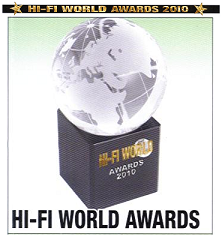 ELAC BS 243 - HI-FI WORLD - Best standmounter Award""