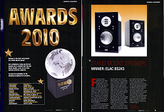 "ELAC BS 243 - HI-FI WORLD review - ""an excellent new ribbon tweeter-equipped standmounter"""