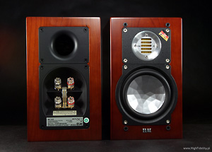 ELAC BS 243 - High Fidelity (Poland) review - front back