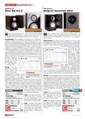 ELAC BS 63.2 - HiFi Test (Germany) review