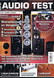 ELAC FS 247 - Audio Test (Germany) review