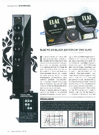 ELAC FS 248 BE - AUDIO (Germany) review