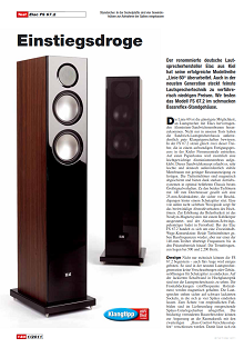 ELAC FS 67.2 - HiFi Test (Germany) review