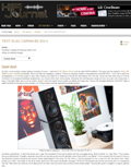 ELAC Carina BS 243.4 - HiFi Journal magazin (Germany) review