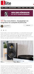 ELAC Carina BS 243.4 - Lite Magazin (Germany) review