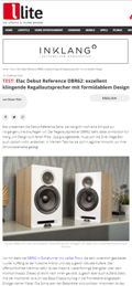 ELAC Debut Reference DBR62 - Lite Magazin (Germany) review
