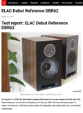 ELAC Debut Reference DBR62 - MyHiFi24 (Germany) review