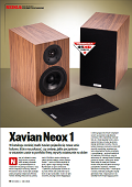 XAVIAN NEOX 1 - HiFi Choice review